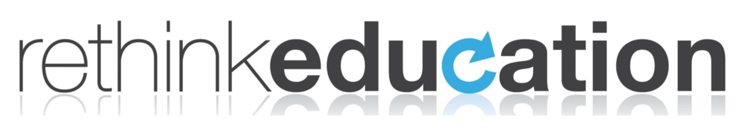 Rethink Education logo