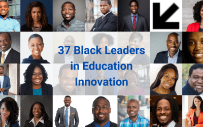 37 Emerging & Inspirational Black Leaders in Edtech (Updated)