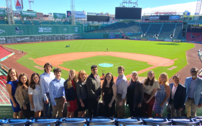 A Day at Fenway! LearnLaunch launches it's new K-12 Innovation Summit & Innovation Advocacy Council